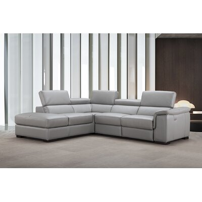 Cropsey Reclining Sectional Orientation: Left Hand Facing