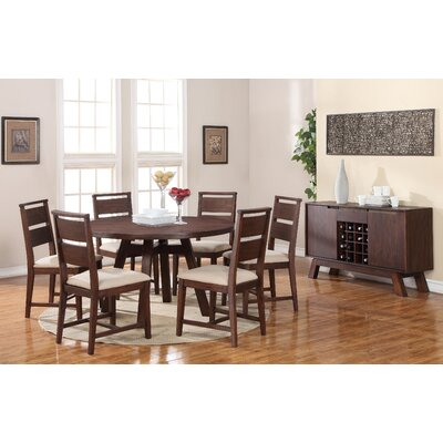 Damiani 7 Piece Dining Set