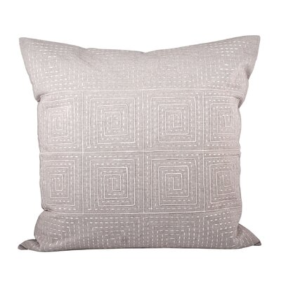 Carico Cotton Throw Pillow