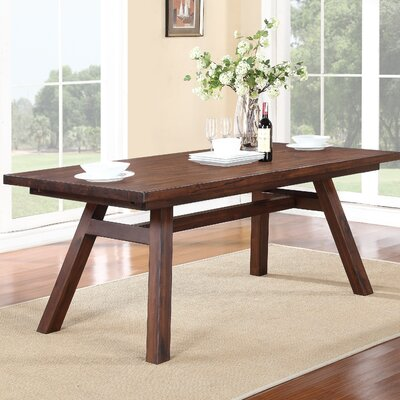 Brayden Studio Damiani Extendable Dining Table
