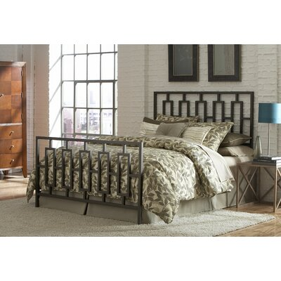 Flaugher California king Panel Bed