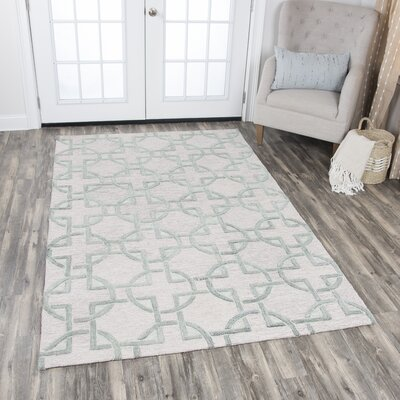 Arcand Hand-Tufted Area Rug