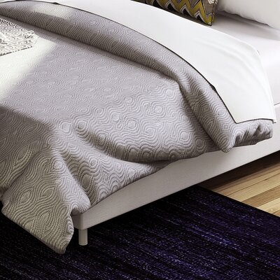 Edgeworth Duvet Cover Size: King