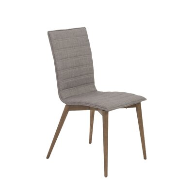 Kewstoke Side Chair Upholstery: Gray