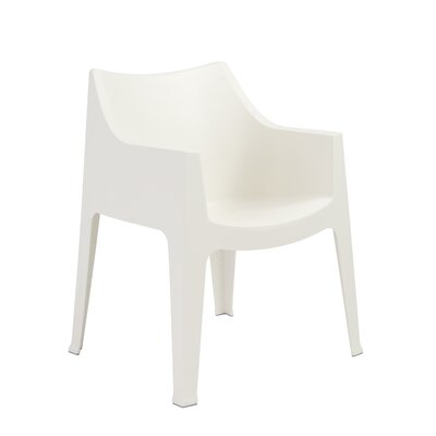 Mielke Arm Chair Finish: Linen