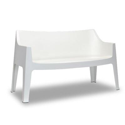 Mielke Stacking Sofa Finish: Linen