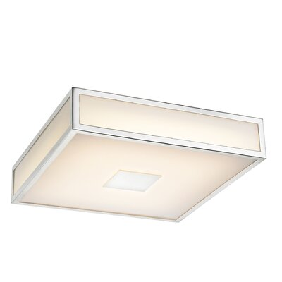 Grell 1-Light Flush Mount