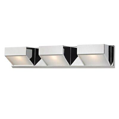 Brayden Studio Ruhl 3-Light Bath Bar