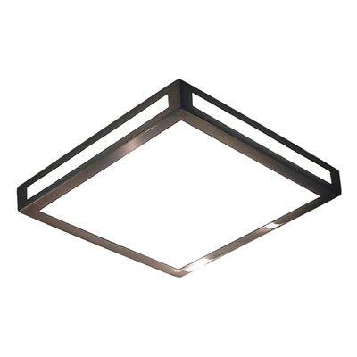 Rumbaugh 1-Light LED Flush Mount