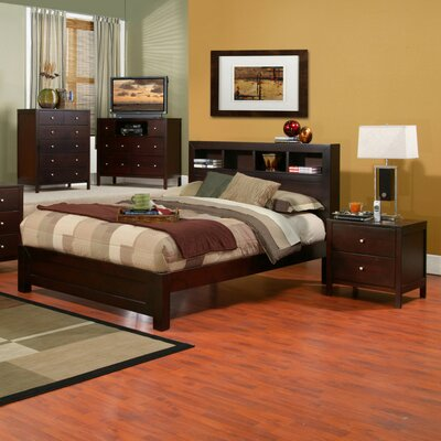 Arrowwood Storage Platform Bed
