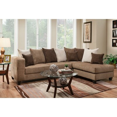 Alyssa Stationary Sectional