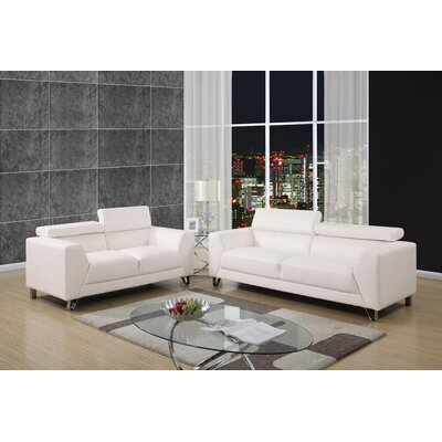 Runkle Configurable Living Room Set