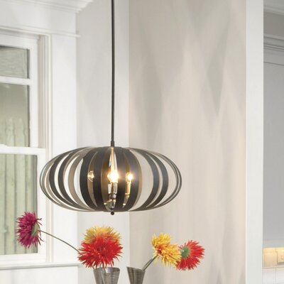 Brodeur 4-Light Globe Pendant