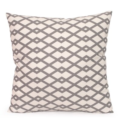Costales Graphic Fret Throw Pillow