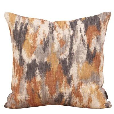 Apolonio Throw Pillow Color: Orange