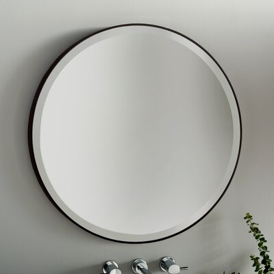 Molina Wall Mirror Finish: Painted Oil Rubbed Bronze