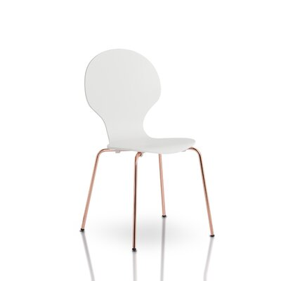 Oshaughnessy Side Chair Finish: White