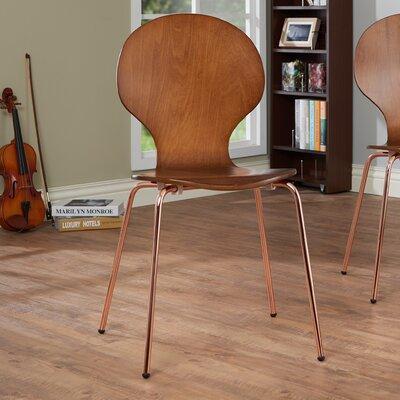 Oshaughnessy Side Chair Finish: Espresso
