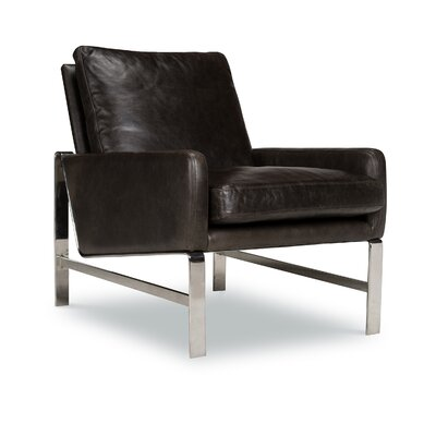 Skylar Leather Club Chair