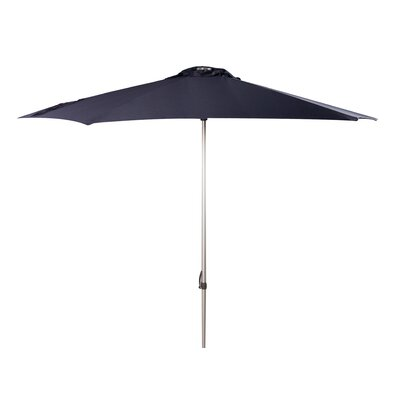 9 Market Umbrella Fabric: Brown
