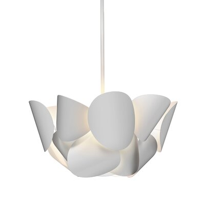 Funderburk 3-Light LED Geometric Pendant
