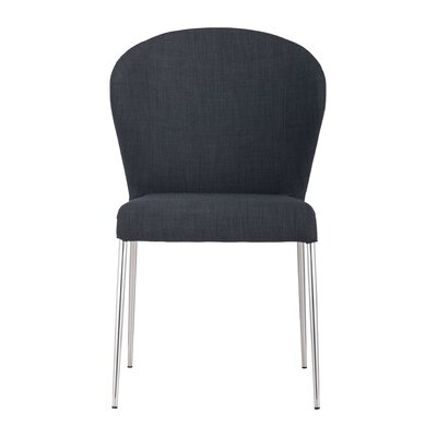 Mooneyhan Side Chair Upholstery: Graphite