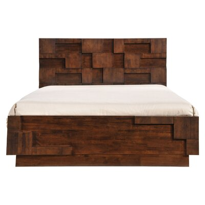 Coniglio Platform Bed Size: King