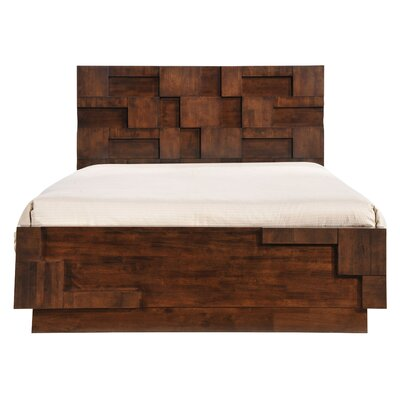 Coniglio Platform Bed Size: Queen