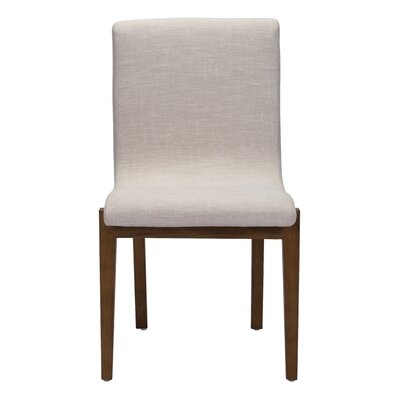 Jacquelyn Beige Upholdtered Dining Chair