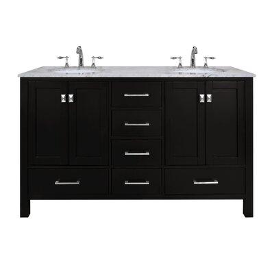 Brayden Studio Ankney Double Bathroom Vanity Set