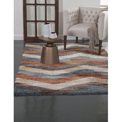 Teasley Multi-Color Area Rug Rug Size: 710 x 112