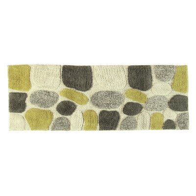 Hempstead Bath Rug Color: New Willow