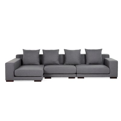 Beaudin Modular Sectional Orientation: Left Hand Facing