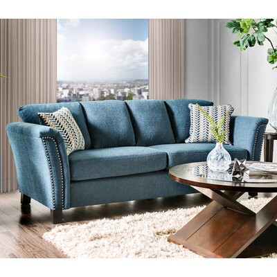Pickens Sofa Upholstery: Dark Teal