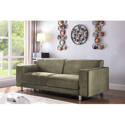 Woosley Sofa Finish: Taupe