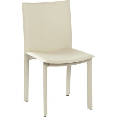 Berggren Side Chair Color: Ivory