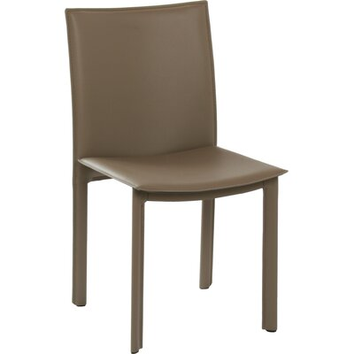 Berggren Side Chair Color: Tan