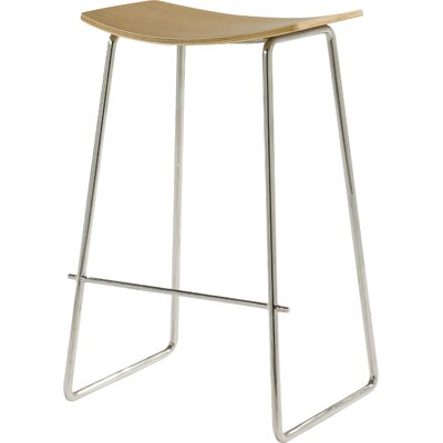 Macungie 27 Bar Stool Finish: White Oak