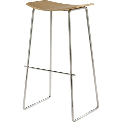 Macungie 31 Bar Stool Finish: White Oak