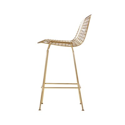 Divito Champagne 26 Bar Stool