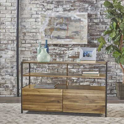 Degregorio Wood 2 Drawer Accent Cabinet BYST4118 41062189