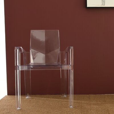 Stackhouse Transparent Dining Chair