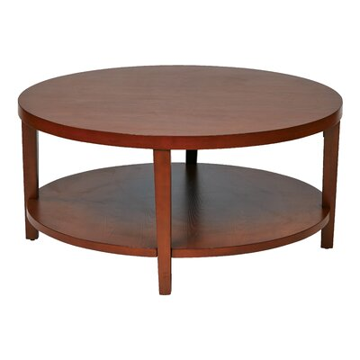 Fabiano Coffee Table Color: Cherry