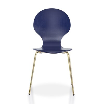 Vanarsdale Side Chair Finish: Blue