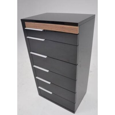Stradley Alaska 6 Drawer Chest
