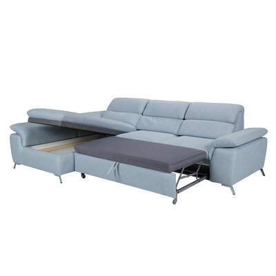 Levering Sleeper Sectional Orientation: Left Hand Facing