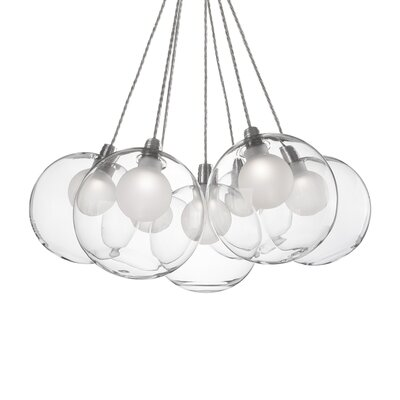 Handler Multi-Light LED Cluster Pendant