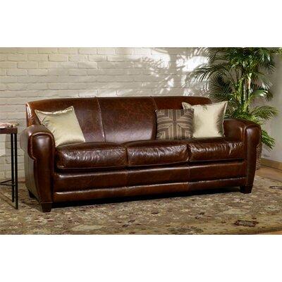 Leydy Top Grain Classical Sofa