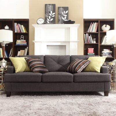Darion Sofa Upholstery: Dark Gray