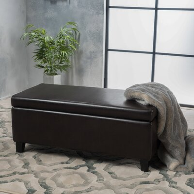 Bouldin Ottoman Upholstery: Brown
